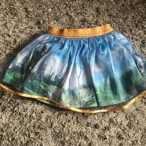 Baby girl Harry Potter skirt